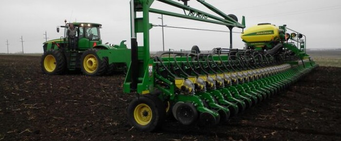 Gath Farms Equipment